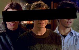 Avete mai riflettuto su quanto Dean, Jesse e Logan fossero dei NO?