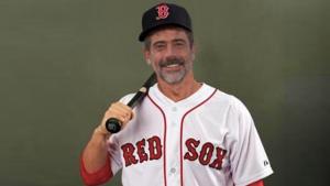 FINALMENTE E' FATTA: Jeffrey Dean Morgan firma per i Boston Red Sox! Ecco tutti i dettagli!