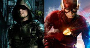 Arrow vs The Flash: serie a confronto