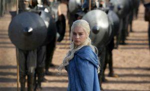 Emilia Clarke abbandonerà Game of Thrones