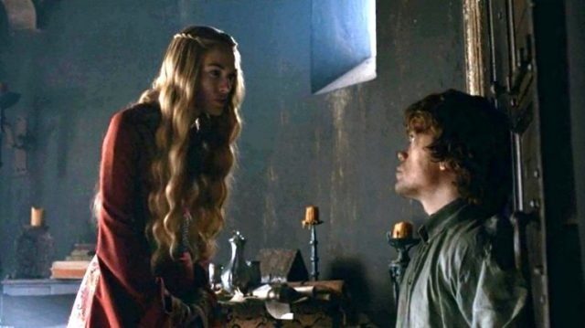 Cersei e Tyrion Lannister