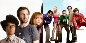 The Big Bang Theory vs The IT Crowd: serie a confronto
