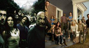 The Walking Dead vs Lost: serie a confronto
