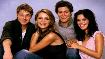 Il cast di The O.C.