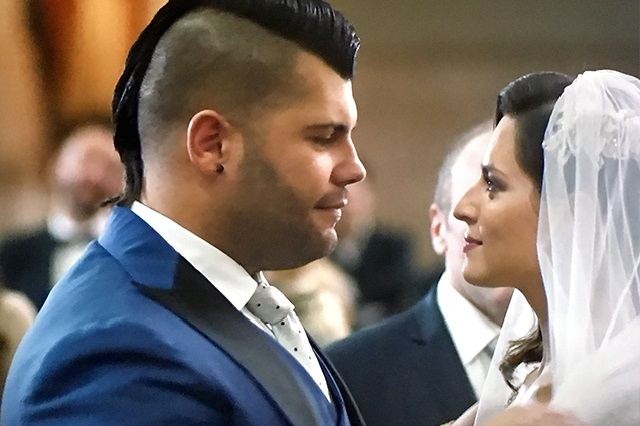 Il matrimonio di Genny Savastano