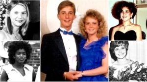 Le 20 foto del ballo di fine anno di alcuni attori delle Serie Tv