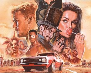 Blood Drive – La Serie Tv ispirata a Grindhouse sbarca su Infinity!