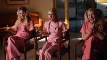 Scream Queens - serie tv