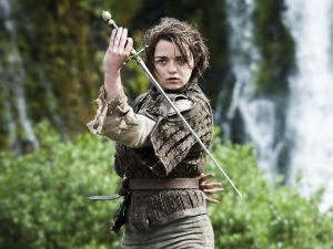 Game of Thrones: Maise Williams in un'intervista rivela i suoi sentimenti nei confronti del Mastino