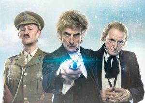 Doctor Who – Rivelata la trama ufficiale dell'episodio di Natale 2017!