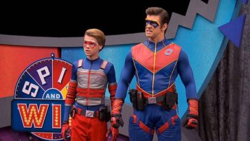 henry danger serie tv