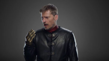 Mano d'oro Jamie Lannister