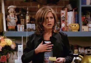 Friends – Una teoria ci fa aprire gli occhi su Rachel: è tutto un sogno?
