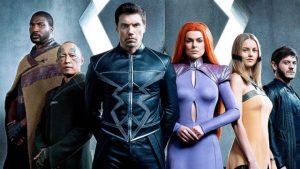 Inhumans, la premiere della serie fa discutere