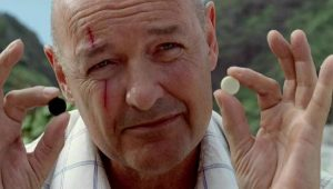 John Locke in Breaking Bad