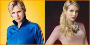 Sue Sylvester e Chanel Oberlin: le due bad girls di Ryan Murphy