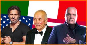 7 attori delle Serie Tv che hanno origini italiane