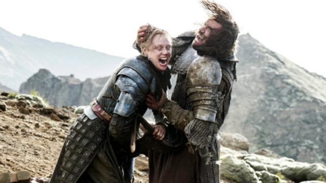 Brienne e il mastino