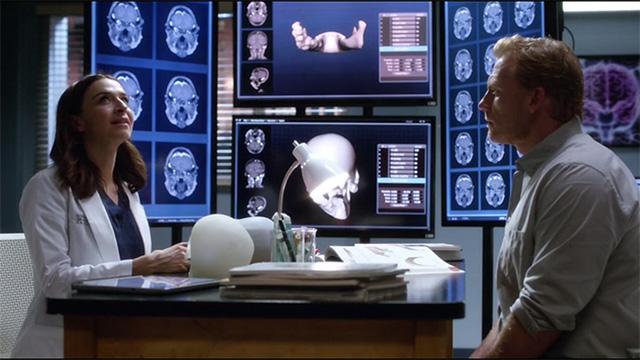 Grey's Anatomy - amelia owen