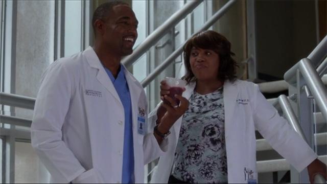 Grey's Anatomy - ben e miranda