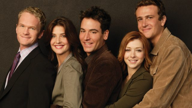 How I Met Your Mother - cast