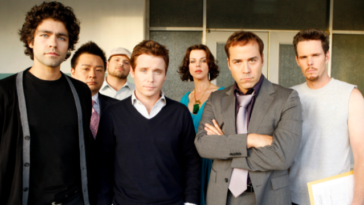 entourage serie tv hbo
