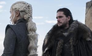 L'amore tra Jon e Daenerys potrebbe concludersi in tragedia. Ma sarebbe un clamoroso lieto fine