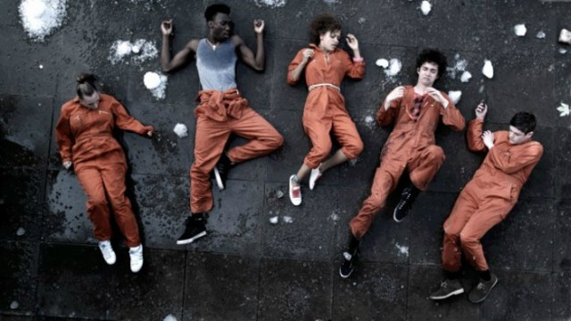 Misfits e stranger things serie tv cupe