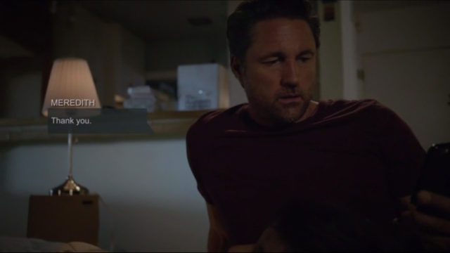 Grey's Anatomy - Riggs 3