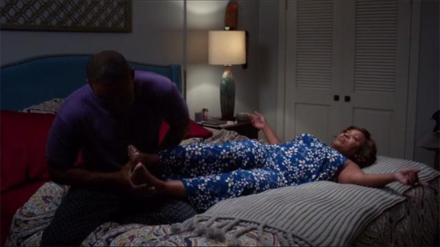 Grey's Anatomy - Bailey e Warren