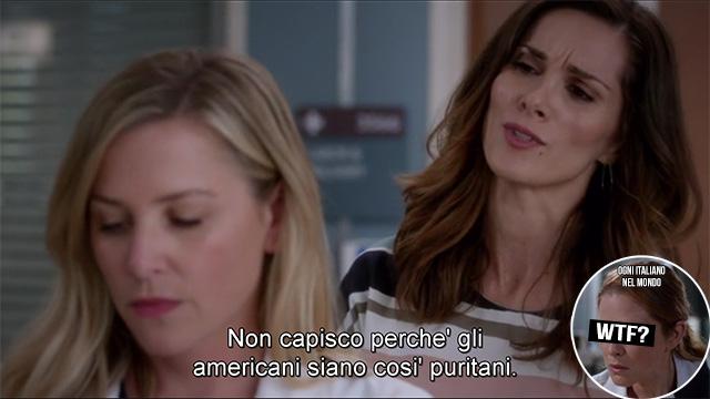 Grey's Anatomy - Carina