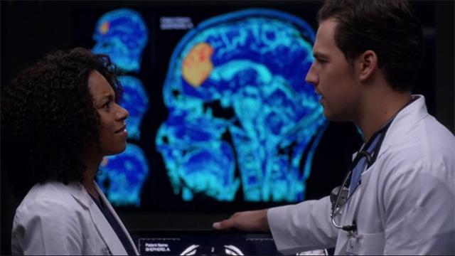 Grey's Anatomy - Maggie e DeLuca