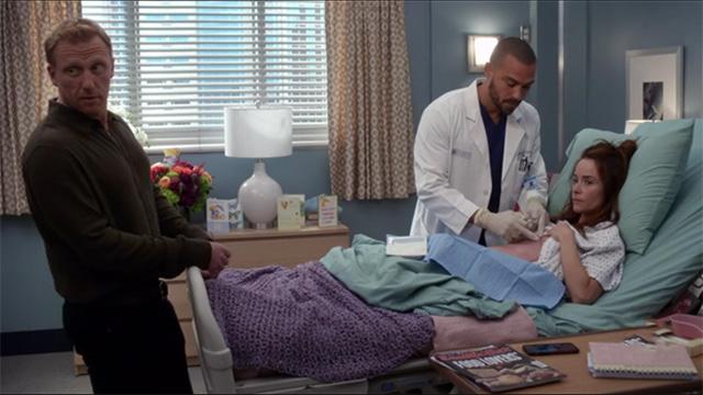 Grey's Anatomy - Megan