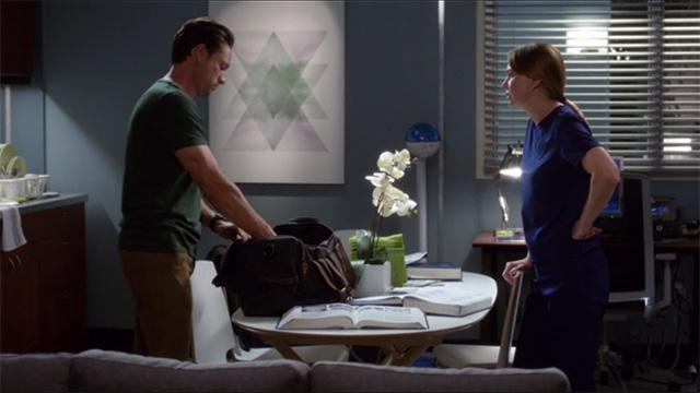 Grey's Anatomy - Meredith e Riggs