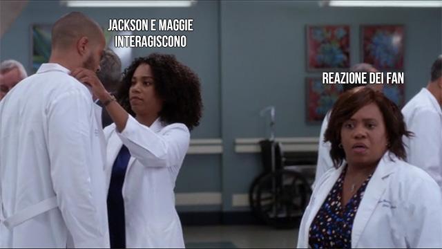 Grey's Anatomy - Pierce e Avery rid