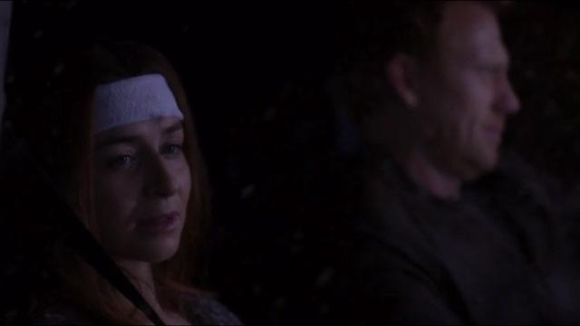 Grey's Anatomy - amelia