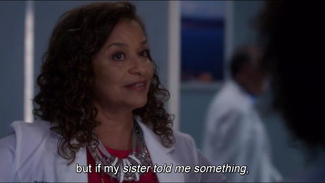Grey's Anatomy - catherine