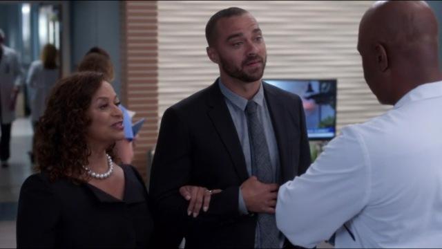 Grey's Anatomy - jackson bono