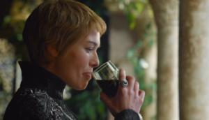 La giornata tipo di Cersei Lannister