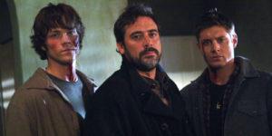 Jeffrey Dean Morgan sogna il grande ritorno in Supernatural