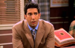 Ross Geller aveva spoilerato Black Mirror? Risponde Netflix con un divertente video!