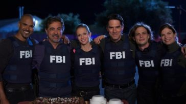 Criminal Minds - cast