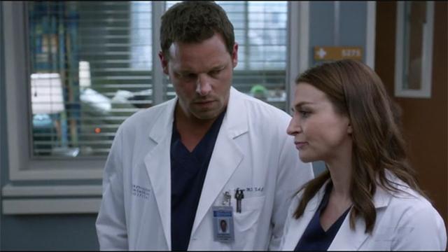 Grey's Anatomy - Karev Shepherd