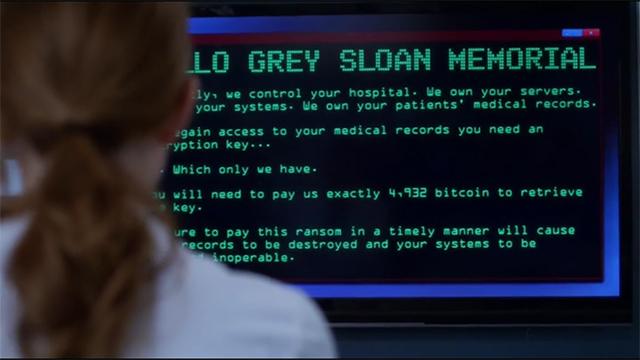 Grey's Anatomy - attacco