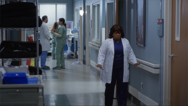 Grey's Anatomy - bailey