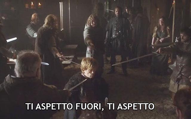 Arresto Tyrion Lannister