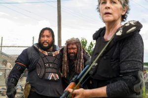 The Walking Dead 8×03 e 8×04 – Le Pagelle: Carol è tornata, Ezekiel sorridi ancora?