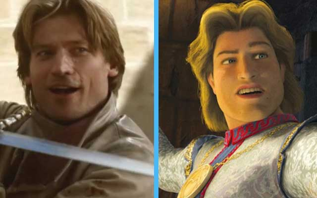 Jaime Lannister Azzurro