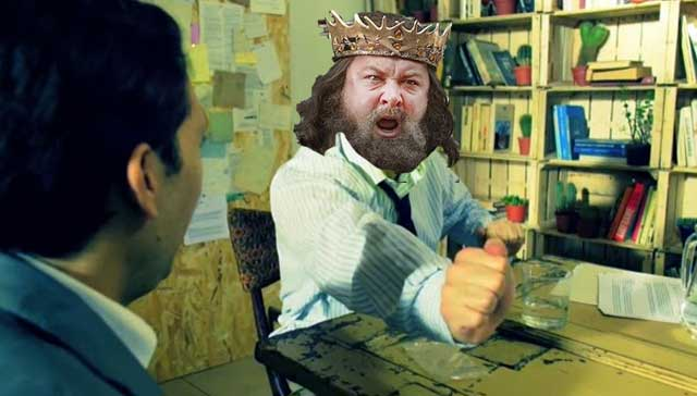 Maccio Robert Baratheon