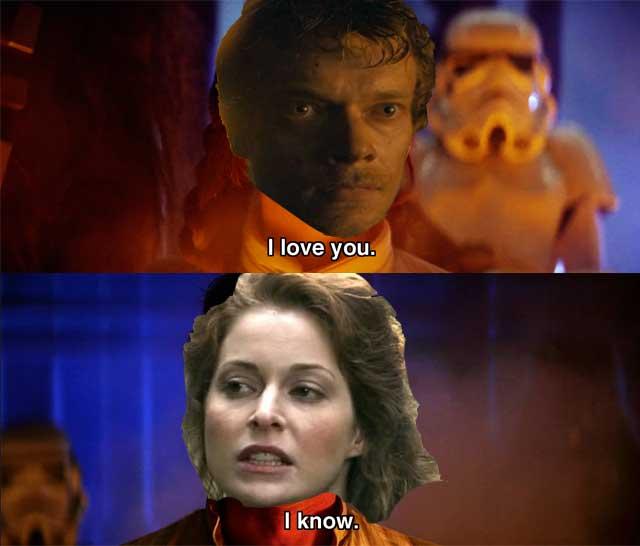 Ros Han Solo